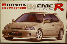 1995 Honda Civic EK-9 Type R, 1:24, Fujimi 035031