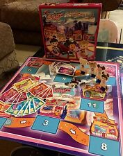 Bratzs Baby's Styling Scavenger Hunt Board Game