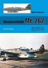 Warpaint Series No.93 Messerschmitt ME 262 40 Pages Book