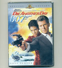 James Bond 007 Die Another Day 2002 DVD movie Pierce Brosnan, Halle Berry fullsc