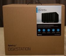 Synology DiskStation DS1515+ 5-Bay Desktop Network Attached Storage Enclosure