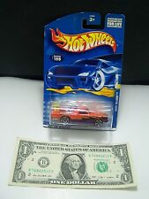 Hot Wheels - El Camino Xtreme Express on Dairy Delivery Card