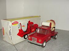 VIntage Tonka Jeep Gladiator Cement Mixer Truck in the Box
