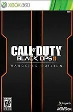 Call of Duty: Black Ops II -- Hardened Edition (Microsoft Xbox 360, 2012)