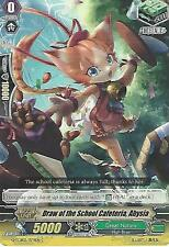 CARDFIGHT VANGUARD: DRAW OF THE SCHOOL CAFETERIA, ABYSIA - G-TCB02/073EN C