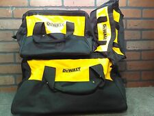 Dewalt Contractor Tool Bags Nested X3-***NEW***