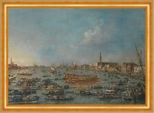 The Bucintoro Festival of Venice Francesco Guardi Venedig Italien B A3 01798