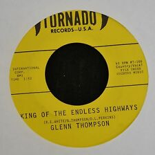 HEAR IT OBSCURE COUNTRY Glenn Thompson Tornado Records 166 King of the Endless