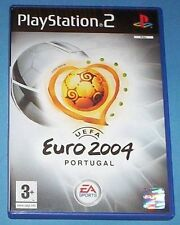 UEFA Euro 2004      for Sony Playstation 2 PS2 Video Game