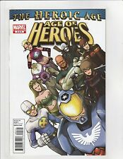 Age of Heroes #2 NM- 9.2 Marvel Comics The Heroic Age