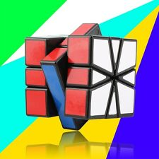 Speed Super Square One SQ-1 Plastic Magic Cube Twist Puzzle Multicolor LE