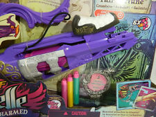 NERF Rebelle Charmed Fair Fortune Crossbow Dart Blaster Girl Toy New