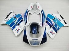 Aftermarket ABS Fairing for Suzuki RGV VJ22 250 91 92 93 94 tank pad S09 lu-G