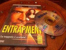 Entrapment  Dvd ..... PrimoPrezzo