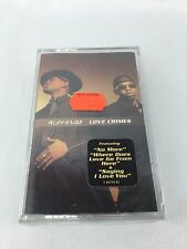 Love Crimes by Ruff Endz (Cassette, Aug-2000, Sony Music Distribution
