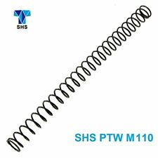 SHS PTW M110 Steel Upgrade Spring for Systema PTW AEG (SHS-250)