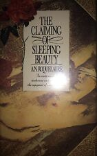 THE CLAIMING OF SLEEPING BEAUTY BY A.N. ROQUELAURE *SIGNED*FIRST ED*ANNE RICE*