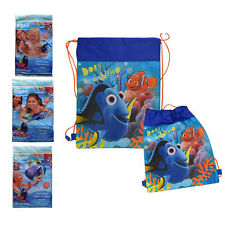 Disney Finding Dory Nemo Sling Bag, Swim Ring, Arm Floats, Pool Beach Ball