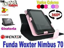 "FUNDA TABLET WOXTER NIMBUS 70 7"" ANDROID TABLET PC"