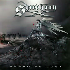 SYMPHONY X - PARADISE LOST - CD JEWELCASE 2010 NEW SEALED