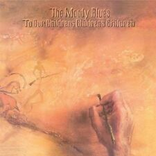 *NEW* Moody Blues CD Album To Our Children's Children (Mini LP Card Style Case)