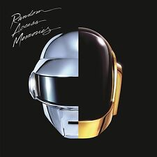 DAFT PUNK - RANDOM ACCESS MEMORIES (180g double LP Vinyl) sealed