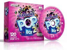 Zoom Karaoke Pop Box 2