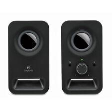 CASSE AUDIO 2.0 LOGITECH Z150 6W PER PC NOTEBOOK ALIMENTATE USB NERO 980-000814