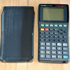 Calculatrice CASIO graphique : fx-7700GE / graphic power