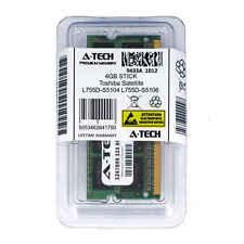 4GB SODIMM Toshiba Satellite L755D-S5104 L755D-S5106 L755D-S5109 Ram Memory