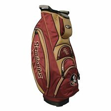 NEW MODEL! Team Golf Florida State Seminoles Victory Cart Golf Bag Maroon 21073