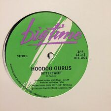"Hoodoo Gurus-bittersweet-12""-big Time-1001-nm"