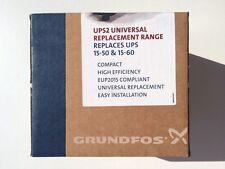 GRUNDFOS UPS2 15-50/60 130 Heating Pump