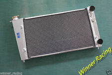 ALLOY RADIATOR VW GOLF MK1/CADDY/ SCIROCCO GTI SPEC 1.6 1.8 HEAVY-DUTY ALUMINUM