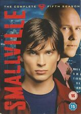SMALLVILLE - Series 5. Tom Welling, Kristin Kreuk (6xDVD BOX SET 2006)