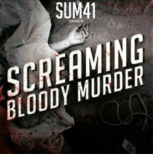 Sum 41 : Screaming Bloody Murder  CD 2011, Mercury,EU Import