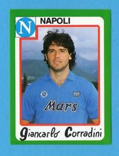 EUROFLASH CALCIO 90 -Figurina n.224- CORRADINI - NAPOLI -NEW