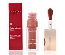 BNIB CLARINS ECLAT MINUTE BLUSH # 03 BROWN FIZZ INSTANT LIGHT