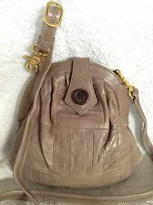 NWOT URBAN ORIGINALS Muchroom Leather Cross Body/Shoulder Bag / Handbag