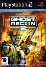 JEU PS2../....TOM CLANCY'S ...GHOST RECON 2.......