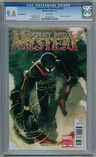 JOURNEY INTO MYSTERY #633 VENOM RETAIL VARIANT 1:50 CGC 9.6 MARVEL COMICS THOR