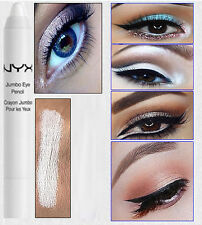 NYX JUMBO EYE PENCIL - MILK - MATTE WHITE - EYESHADOW PRIMER EYELINER MULTI-USE