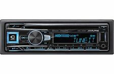 NEW 2016 ALPINE CDE-163BT IN-DASH BLUETOOTH/CD/RECEIVER IN DASH CAR STEREO