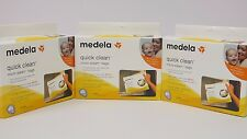 3 boxes / 15 bags MEDELA Quick Clean Micro-Steam Bags BPA Free - 5 bags=100 uses
