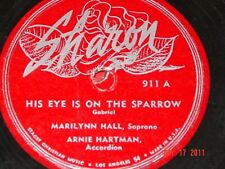 marilynn hall arnie hartman his eye is on the sparrow & stand up for jesus