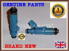 4 GENUINE Toyota Yaris Vitz 1.0 1.3 PETROL FUEL INJECTOR 23250-23020 23209-29015