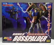 CM'S CMS Chogokin Brave-39 Machine Blaster(Astro Robot) Boss Palder Bosspalder