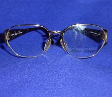 GORGEOUS NEW PALOMA PICASSO Rx 3717 EYEGLASSES FRAMES GOLD TORTOISE FASHION