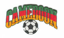 1994 WORLD CUP SOCCER PARTICIPATING COUNTRY PATCH FROM CAMEROON