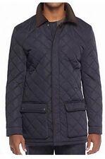 Polo Ralph Lauren Men's Quilted Rain Coat NWT Medium (NAVY) MSRP $295